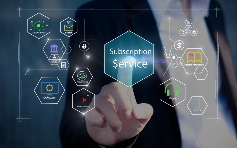 Why The Subscription Economy Is Here to Stay and What That Means For Your Business
