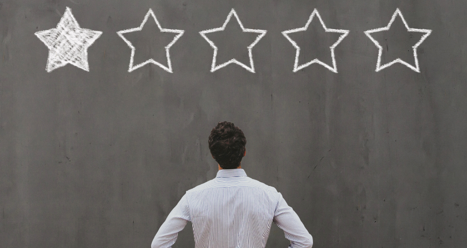 Five steps for handling a negative review and rebuilding trust